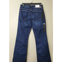 "Load image into Gallery viewer, Silver Jeans Co women's dark wash ""Avery"" high rise jeans size 28"