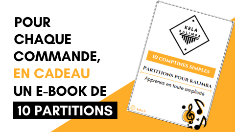ebook offert partitions simple pour kalimba