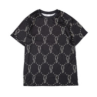 Men's fashion street style trendy casual T-shirt