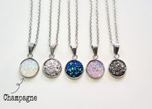 Load image into Gallery viewer, Crystal Necklace