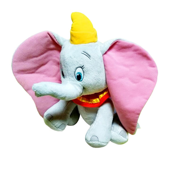 25cm Dumbo Elephant rich fabric Toys Stuffed Animal softerer Toys for child Gift innovative Doll for Collection Home decor Toys
