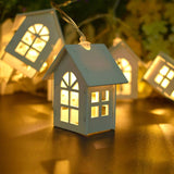 2M 10LEDs Christmas Tree shelter