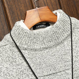 Christmas Men Sweaters Winter Clothes 2019 Plus Size Asian M-4XL 5XL 6XL Japan Style Casual Standard Designer Pullovers