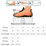 EMOSEWA Men Boots Winter With Fur 2020 Warm Snow Boots Men Winter Boots Work Shoes Men Footwear Fashion Rubber Ankle Shoes 39-46