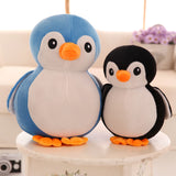 Factory direct new cute penguin plush toy custom children birthday gift activity gift creative toys