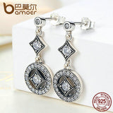 Sterling Silver with 