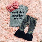 Toddler Summer Clothing set