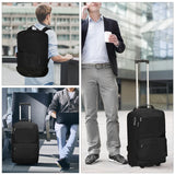 20 Inch Rolling Backpack