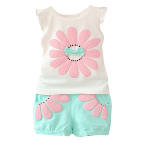 Toddler Summer Outfits set