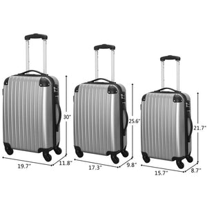 Trolley Spinner Suitcase