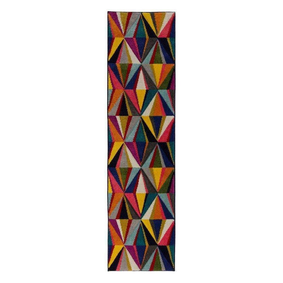 Spectrum Danza Multi Runner-Flair Rugs-Rug Love - The Most Loved Rug Store