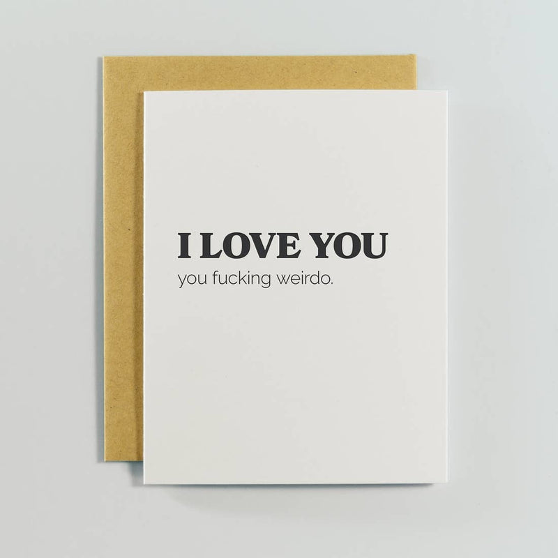 Spacepig Press LOVE - More Options Available