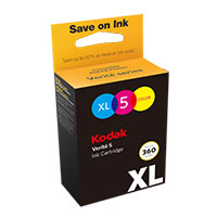 Verite 5 XL High Yield Tri Color Ink Cartridge