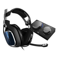 A40 TR Headset with MixAmp Pro - Black