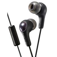 Gummy Plus Earbuds - Black
