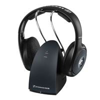 RS 135-9 Wireless RF Headphones - Black