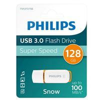 128GB Snow Edition USB 3.1 (Gen 1 Type-A) Flash Drive Orange