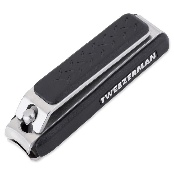 Tweezerman® Precision Grip Fingernail Clipper