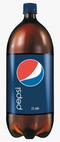 Pepsi Cola Soda, 2 Liter Bottle