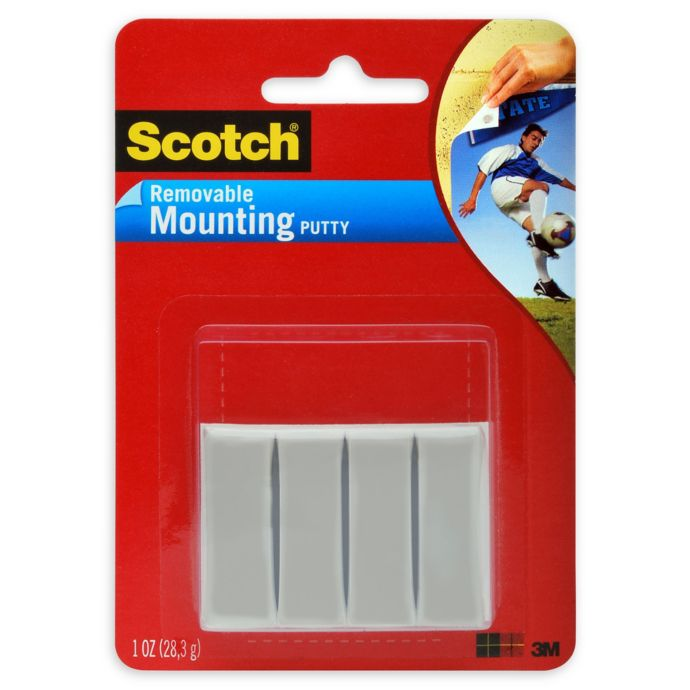 Scotch 1 oz. Removable Adhesive Putty