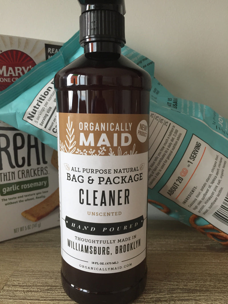 Bag & Package Cleaner
