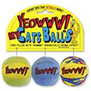 Yeowww! My Cats Balls 3-Pack