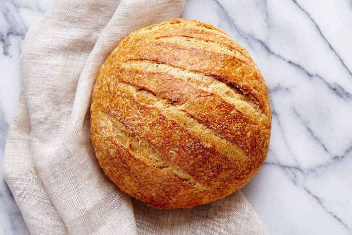 Tangy Sourdough Loaf