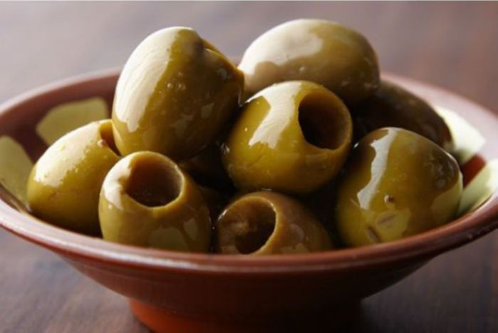 Sicilian Pitted Olives - pint