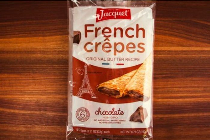 Chocolate Crepes, - 6 Pack
