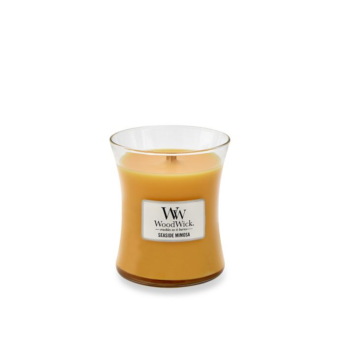 WoodWick® Seaside Mimosa Medium Jar Candle