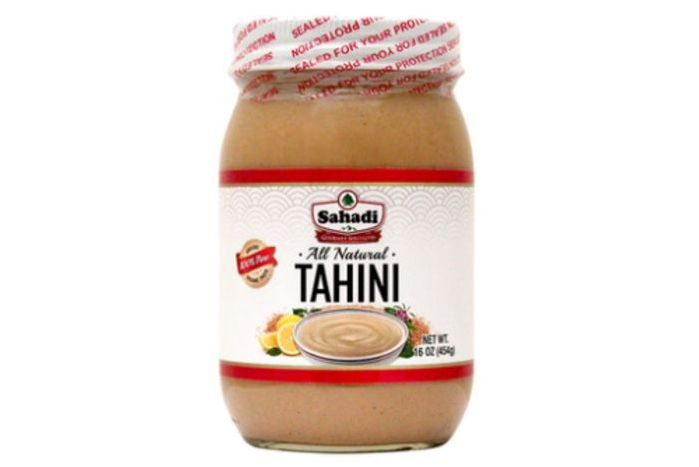 Sahadi Tahini Ground Sesame - 16oz