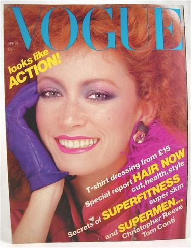 British Vogue  April 15 1979