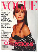 British Vogue  September 1988
