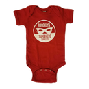 Onesie - Brooklyn Superhero Supply Co. Logo