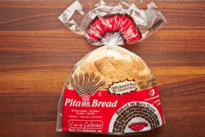 Daily Pita Whole Wheat Pita - 6 Pack