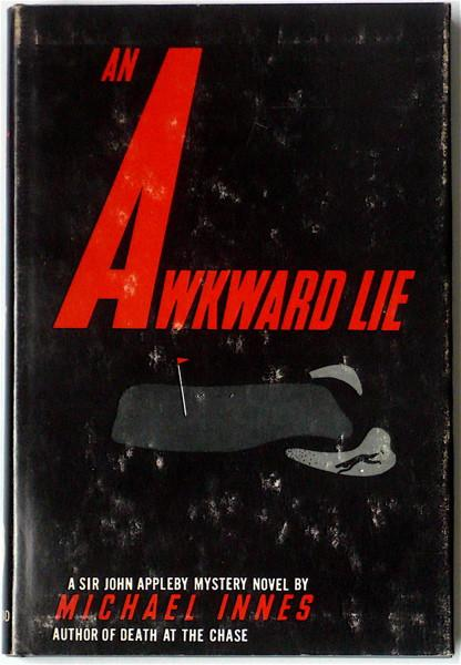 An Awkward Lie by Michael Innes