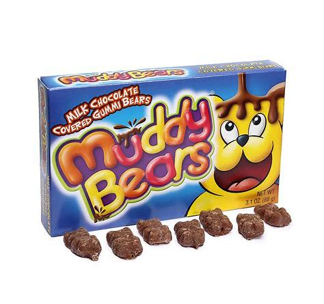 Muddy Bears Theater Box