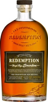 Redemption - Bourbon High Rye