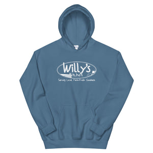 [Willy's] Pullover Hoodie