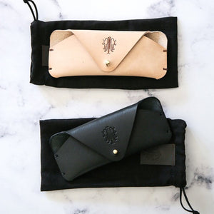 Sunglass Cases Leather
