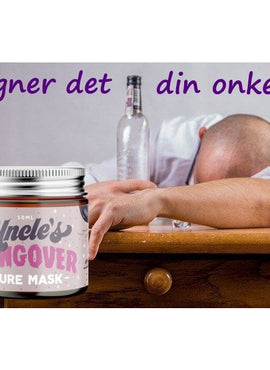 Dick Johnson - Uncle's Hangover Cure Mask 50ml
