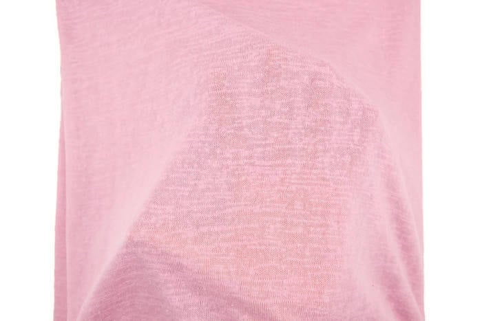 Heather Two Tone Pink Sweater Knit Fabric by the yard OSK00741