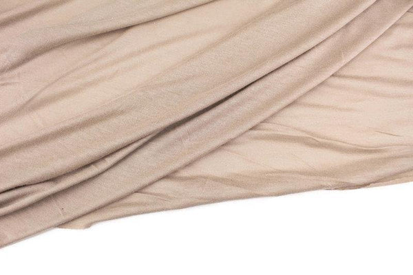 Beige Knit Jersey Fabric Made in Italy by the yard ATK00499R