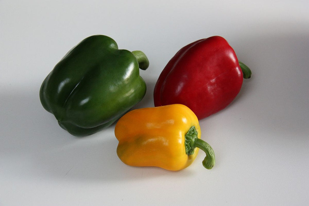 Peppers x3 - Bettaveg
