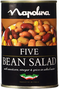 Five Bean Salad 800g - Bettaveg