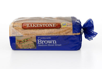 Bakestone Medium Brown Bread - Bettaveg