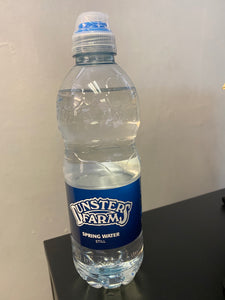 Water 24x500ml Case - Bettaveg