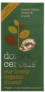 Dorset Organic Cereal 600gm - Bettaveg