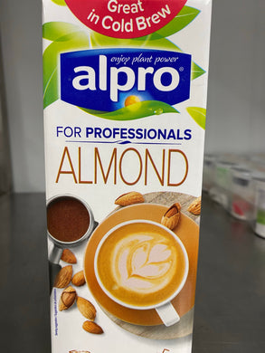 Alpro Almond 1L - Bettaveg