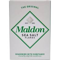 Maldon Sea Salt 250gm - Bettaveg